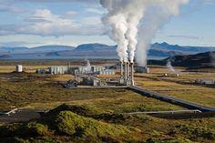 Energia Geotérmica :: Energias Renováveis
