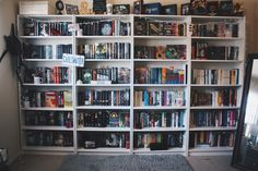 """oh-thebookfeels: """" It's Shelfie Sunday! It's been a little while since I posted a photo of my bookshelves and today I kind of did a bit of reorganizing!…"""
