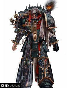 "Artwork of Warhammer 40,000 on Instagram: ""👀👀👀👀👀👀 By @o8o8das < smash da follow  #imperium #spacemarine #warhammer #Warhammer40k #wh40k #scifi #fantasy #followus #badass #awesome…"""