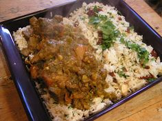 Recipe Junkie and the attack of the custard creams - lamb curry and coconut rice Lamb Curry, Coconut Rice, Recipe Sites, Irish Recipes, Mediterranean Recipes, Custard, Family Meals, Roots, Dinners