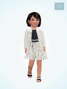 Female Clothes: Suri Cruise's Fashion - The Sims 3 Custom Content