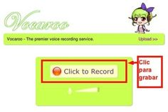 Cómo realizar grabaciones de audio online | Nuevas tecnologías aplicadas a la educación | Educa con TIC