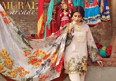 Cross Stitch Eid Lawn Collection 2017 Unstitched Summer Dresses