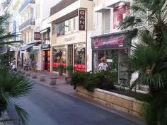 Cannes Shopping- Rue du Commandant André Cannes et ses facettes, Cannes Shopping - Site de l'Office de Tourisme de Cannes