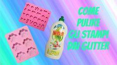 Come pulire gli stampi per RESINA | Sissy's Creations