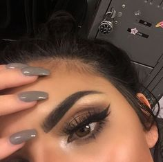 Pin by nic on wake up & make up beauty makeup, hair makeup, Pretty Makeup, Love Makeup, Makeup Inspo, Makeup Trends, Makeup Style, Perfect Makeup, Make Up Looks, Makeup Goals, Makeup Tips