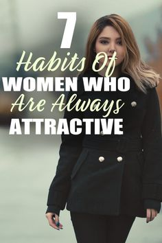 Becoming prettier often has nothing to do with what you'd expect. These habits of attractive women are simple beauty tips and tricks that'll show you how to become more attractive! Beauty Tips For Women, Fashion Tips For Women, Womens Fashion For Work, Fashion Ideas, Fashion Advice, Makeup Tricks, How To Become Pretty, How To Look Pretty, Spring Outfits Women Casual
