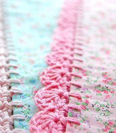 umla:  love pink and aqua!…. by rose hip… on Flickr.