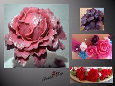 My Sugar-Flower works
