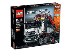 Lego Technic Mercedes-Benz Arocs 3245 for sale online Lego Technic Mercedes Benz, Mercedes Benz Arocs, Lego Technic Sets, Plastic Model Kits, Plastic Models, Legos, Volvo, Big Lego, Lego City Police