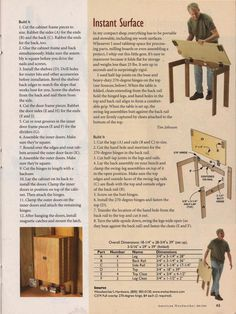 American Woodworker May 2004