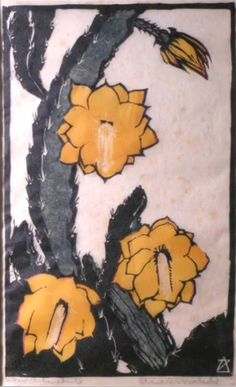 Arie Zonneveld, Cactus (1905-1941)
