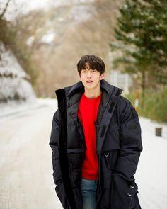 korean man korean model of haebak Nam Joo Hyuk Instagram, Asian Actors, Korean Actors, Korean Dramas, Weightlifting Kim Bok Joo, Nam Joo Hyuk Wallpaper, Nam Joo Hyuk Cute, Jong Hyuk, Lee Jong