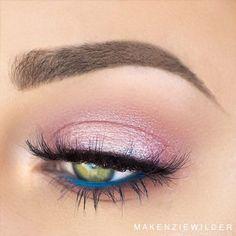Smokey Eye Looks: Introducing the Freshest Makeup ★ See more: https://makeupjournal.com/smokey-eye-freshest-makeup/ #nails