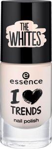 I love TRENDS nail polish the whites 41 peaches 'n' cream - essence cosmetics