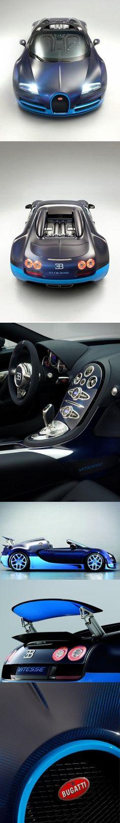 Buggati Veyron Vitesse