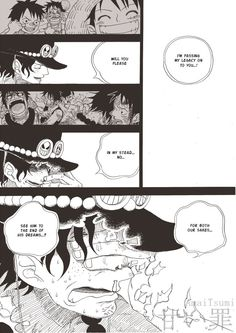 One Piece Doujinshi + Ảnh - Ace and Sabo One Piece Anime, One Piece Comic, One Piece Fanart, Manga Anime, Film Manga, One Piece Images, One Piece Pictures, One Piece English Sub, Ace Sabo Luffy