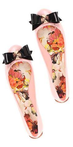 pretty bow flats :: wishlist worthy!