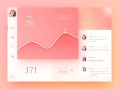 Daily UI #60  It's a Freelancer Dashboard.  Show me some love and feedback, thanks!