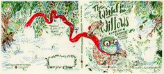 Hand-embroidered book cover for the Penguin Threads series: The Wind in the Willows with cover art by Rachel Sumpter Book Cover Design, Book Design, Embroidery Art, Cross Stitch Embroidery, Tamaki, Stitch Book, Beautiful Book Covers, Penguin Books, Illustrations