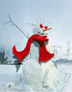 wicked snowman