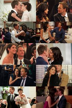 Swarkles ♡ (Barney Stinson & Robin Scherbatsky - How I Met Your Mother) Ted And Robin, Barney And Robin, Robin Scherbatsky, Movies Showing, Movies And Tv Shows, How Met Your Mother, Ted Mosby, Series Movies, Tv Series