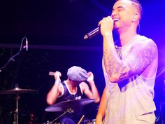 Guy Sebastian | The X Studio, Sydney.