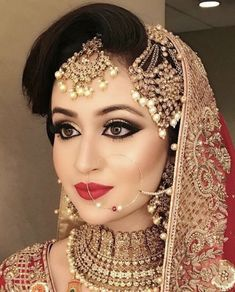 our db Queen 😍😍 MashaAllah she is sOo pretty 😍😗 Hussain Asif, Indian Bridal, Septum Ring, Wedding Ceremony, Groom, Nose Rings, Pretty, Brides, Inspiration