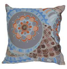 Conchita Cushion Cover by KateStClaireLivingCo on Etsy