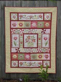 Free Pattern - Side Dishes Quilt by Roseann Meehan Kermes | Fall ... : shadowed daisy quilt pattern free - Adamdwight.com