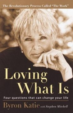 Loving What Is: Four Questions That Can Change Your Life by Byron Katie http://www.amazon.com/dp/1400045371/ref=cm_sw_r_pi_dp_jJQWtb0XA8B7KVH8