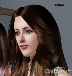 Bella Swan as a sim Bella Swan, Sims 3, Amor