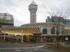 Casino Niagara....Once in awhile we would talk my mom into going here.  She never managed to go very much because of her declining  health   but she got a real charge out of the slot  machines. She even won a 250 dollar jackpot one time. We really had a lot of fun. I miss her so much.