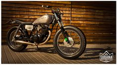 Yamaha SR250 By La Corona Motorcycles    ♠ http://milchapitas-kustombikes.blogspot.com/ ♠