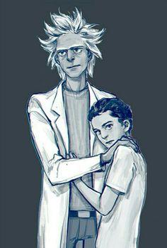 Rick and Morty!