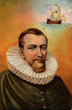 On this day 4th September, 1609, English navigator Henry Hudson working for the East India Company, arrived at the Island of Manhattan, before sailing up the river that now bears his name.