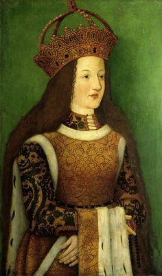 Eleonor of Portugal  (18 September 1434 – 3 September 1467) was Empress of the Holy Roman Empire. A Portuguese infanta, daughter of King Edward of Portugal and his wife Leonor of Aragon, she was the consort of Holy Roman Emperor, Frederick III, and the mother of Emperor Maximilian I.