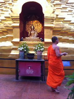 Temple Chiang Mai, Thailand