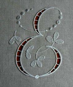 Resultado de imagen de (1195) Gallery.ru / Фото #3 - Embroidery richelieu - herbs