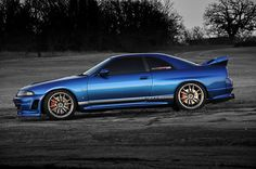 R33 GTR Skyline. One of my goals is to own one of these in 7 years.