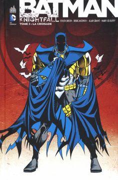 Batman Knightfall tome 3 - Chuck Dixon, Doug Moench, Alan Grant, Mary Jo Duffy, Collectif - Amazon.fr - Livres