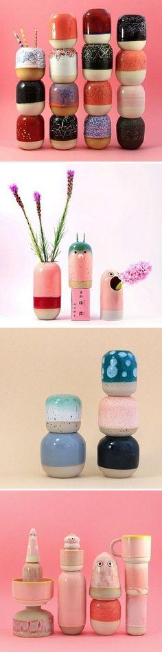 Ceramics by Studio Arhoj