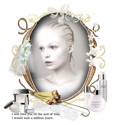 """""""Pale Queen"""" by giovanina-001 ❤ liked on Polyvore featuring beauty, SK-II, Guerlain, Burberry, Lipstick Queen, Laura Mercier and summerglow"""