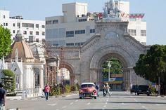 Colon cemetery, Havana Cuba