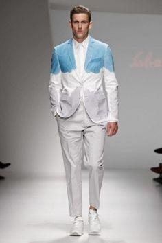 Ferragamo Spring Summer Menswear 2013 via www.nowfashion.com