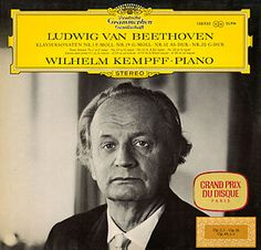 Wilhelm Kempff is a great pianist an is most well known for his interpretations of Beethoven and Schubert.