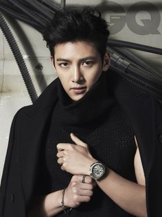 Ji Chang Wook - GQ Magazine December Issue '14
