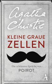 Wollfadengeschöpfe: Hercule Poriot der berühmte Detektiv aus Agatha Ch...