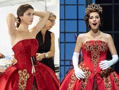 Anastasia Costume, Anastasia Broadway, Anastasia Dress, Anastasia Musical, Disney Anastasia, Broadway Costumes, Theatre Costumes, Theatre Geek, Musical Theatre