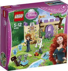 41051 Lego Meridas Highland Games
